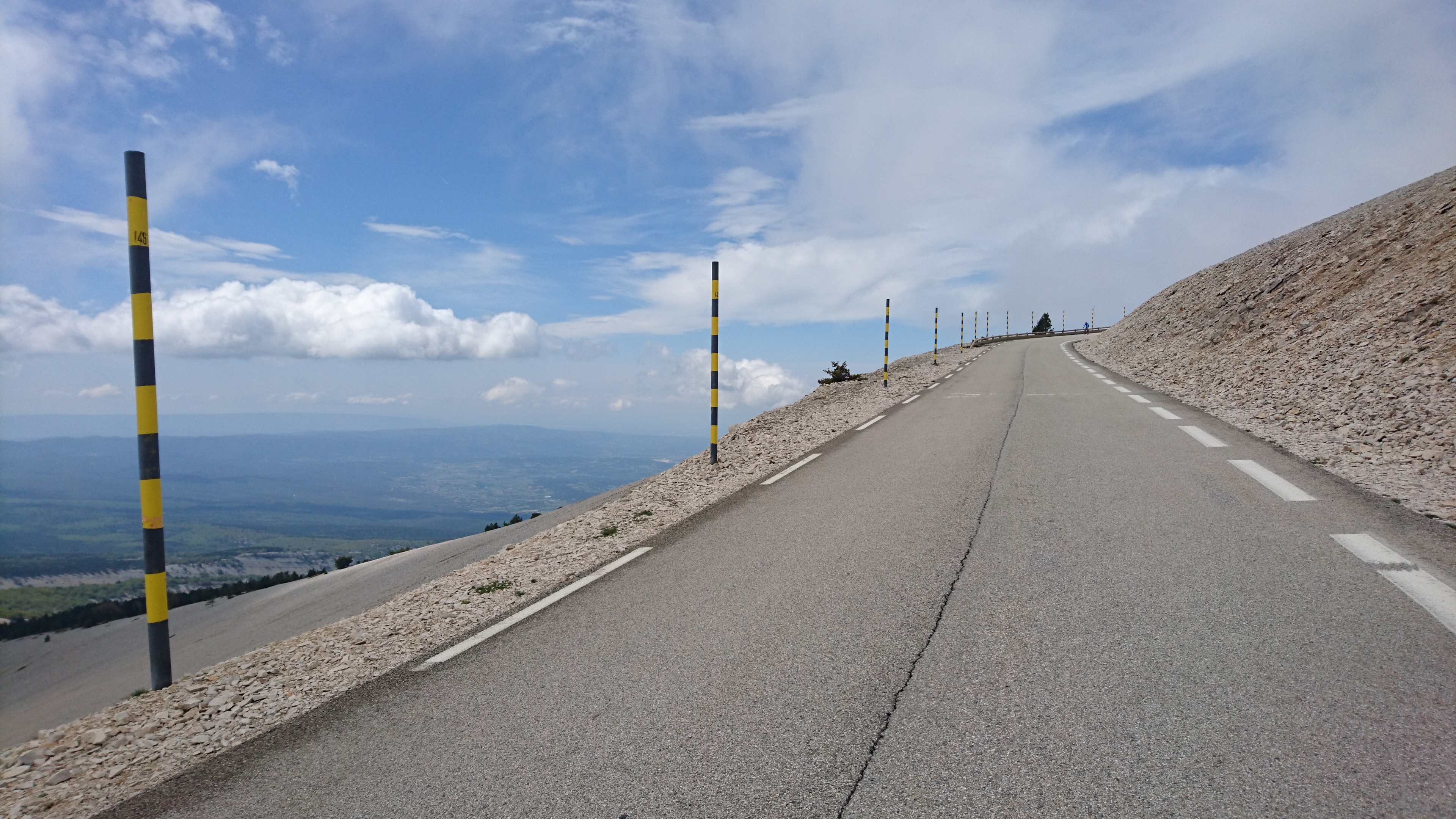 One Man's Ventoux Adventure